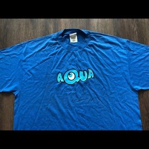 Vtg Aqua T Shirt XL 1990s Barbie Girl *NSYNC